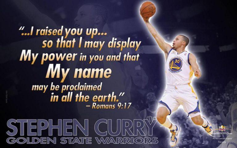 Stephen Curry, sacré meilleur joueur de la NBA : « Je suis l'humble serviteur de Dieu »