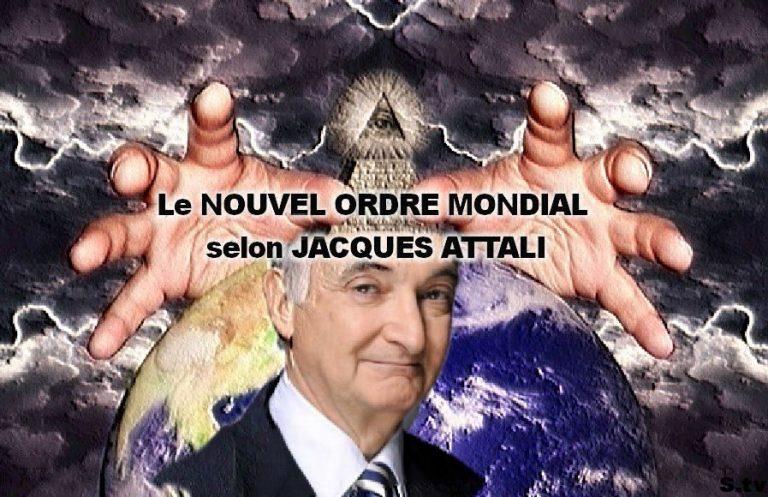 Jerusalem capitale du nouvel ordre mondial par Jacques Attali