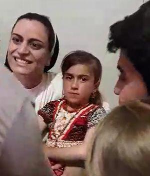 Irak : Christine libérée après trois ans aux mains d' ISIS