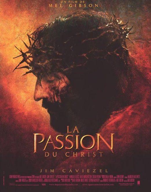 film : la passion du Christ en VOST