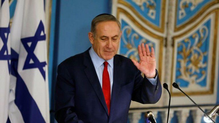 Benjamin Netanyahu «L'ambassade américaine doit être transférée ici, à Jérusalem.