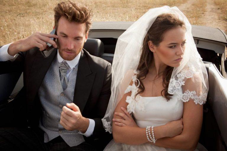 Ne vous mariez pas si vous ne voulez pas pardonner ! (par Cynthia Ses)