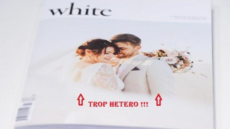Ausralie : un magazine de mariage doit fermer pour avoir présenté uniquement des couples hétérosexuels