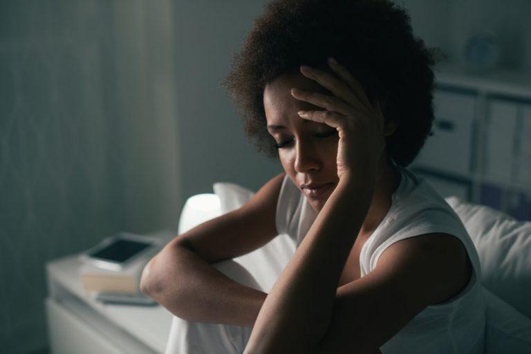 DÉCOURAGEMENT INDIVIDUEL ET CROISSANCE PERSONNELLE