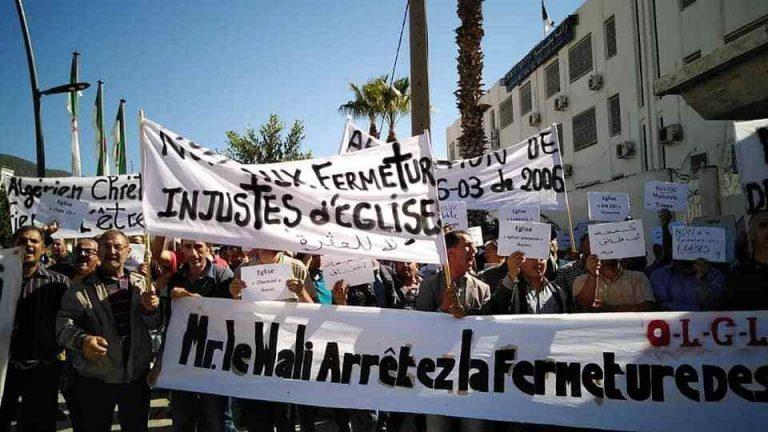 ALERTE SUR LA SITUATION DES CHRETIENS D'ALGERIE !