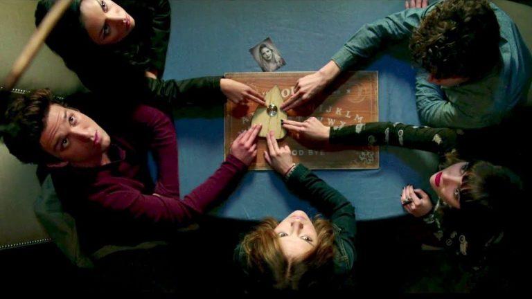 Planche Ouija, attention danger !