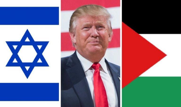 """""""Tout ou rien"""". Le plan de Trump aux Israéliens et aux Palestiniens"""