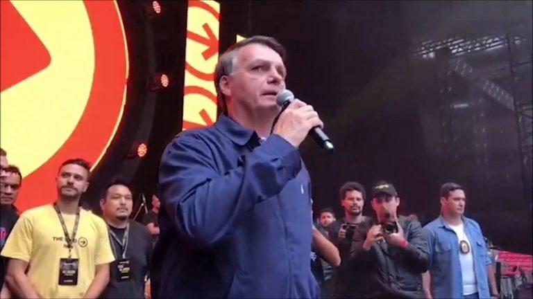 Brésil : rappelant sa foi en Christ, Bolsonaro déclare que le Brésil appartient à Dieu