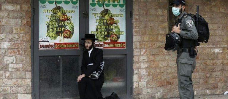 Israël : des ultra-orthodoxes attendent le Messie avant la Pessah pour les sauver du COVID-19
