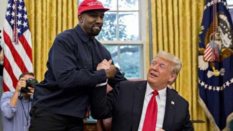 USA : chrétien depuis un an, Kanye West se déclare candidat aux élections présidentielles de 2020