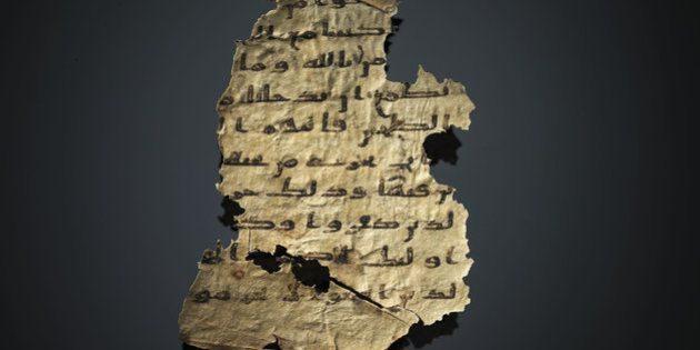 Une chercheuse découvre un extrait de la Bible derrière un manuscrit du coran du 8e siècle