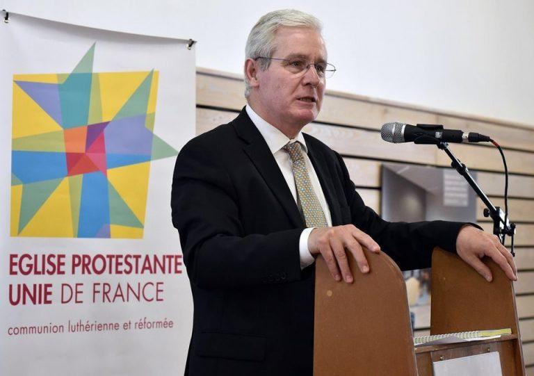 mariage gay : le président de l'église protestante unie de France dit qu'on ne peut pas prendre la Bible au pied de la lettre…