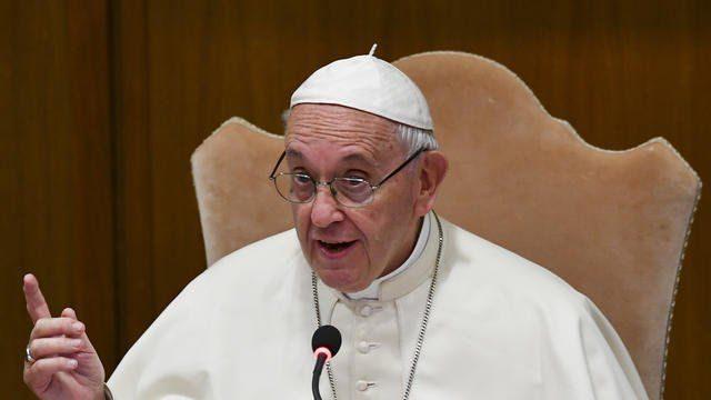 Le Pape François aurait dit à un gay : Dieu vous a fait comme cela