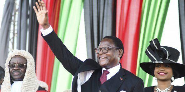 Malawi : le pasteur Lazarus Chakwera devient président de la République
