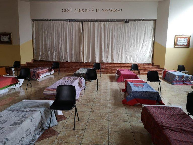 Italie: Une église évangélique transformée en foyer pour sans-abris pendant le confinement