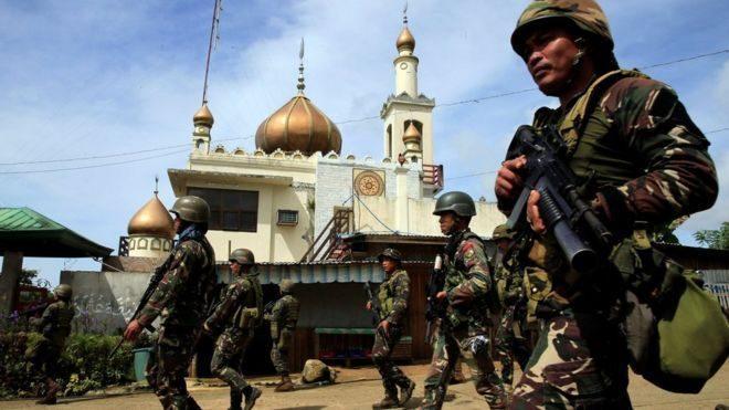 Des chrétiens comme boucliers humains à Marawi