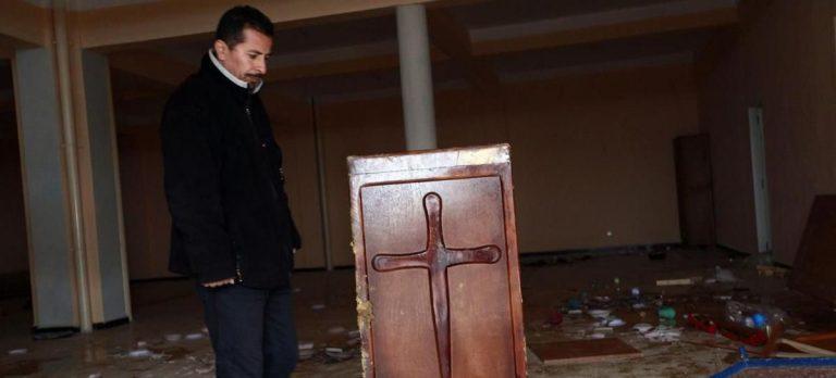 La France s'alarme de la situation des chrétiens d'Algérie