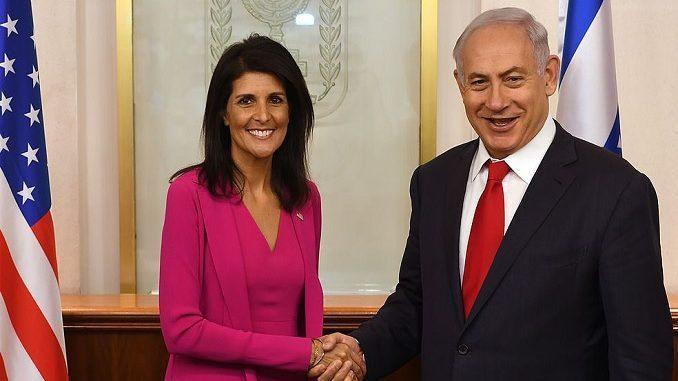 L'ambassadrice US annonce que le plan de paix de Trump pour le Moyen-Orient est prêt !