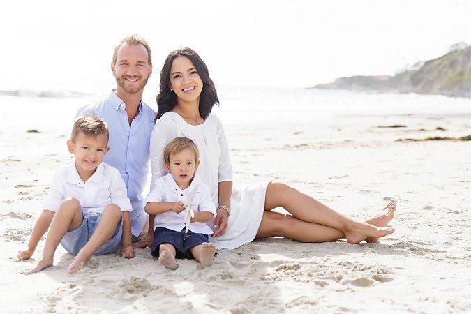 L'évangéliste Nick Vujicic annonce la naissance de ses jumelles