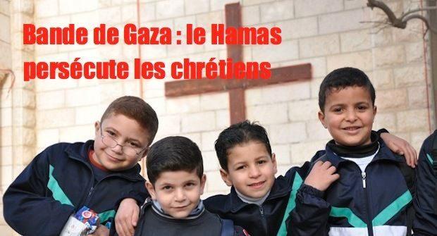 Gaza : l'épuration éthnique des chrétiens se poursuit en toute impunité.