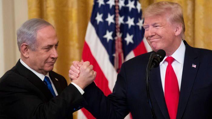 Moyen-Orient : le plan de paix de Trump enfin dévoilé !