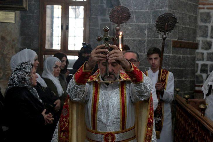 Turquie : construction de la première église chrétienne depuis 1923 !