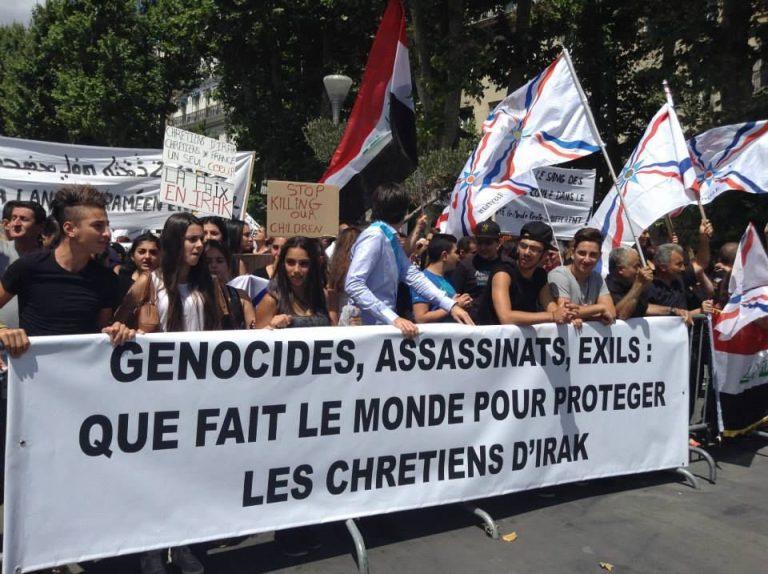Irak : les chrétiens redoutent les tensions entre les USA et l' Iran