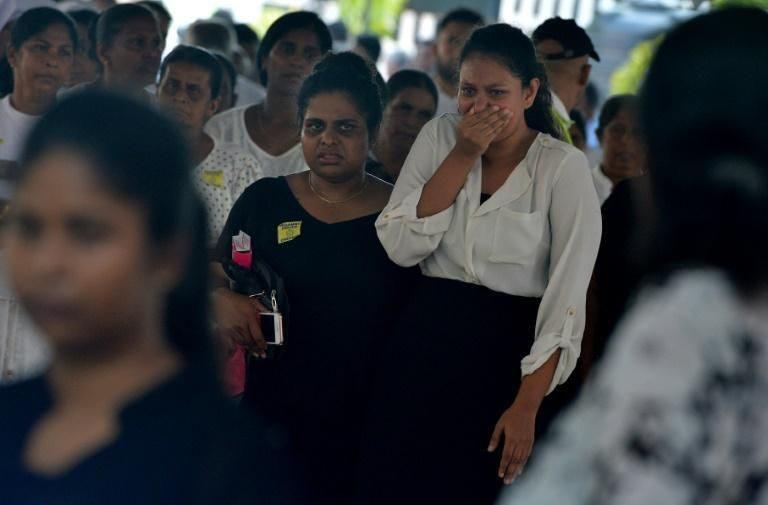 Sri Lanka: l'état islamique revendique les attentats de Pâques contre les chrétiens