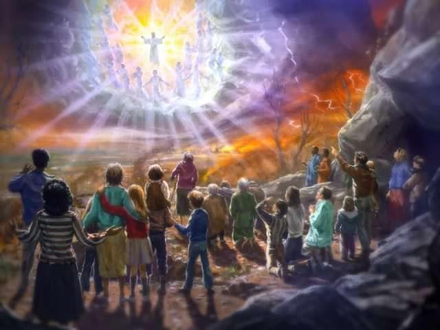 Que se passera-t-il après la Troisième Guerre mondiale / le retour de Christ (par Richard Ames)