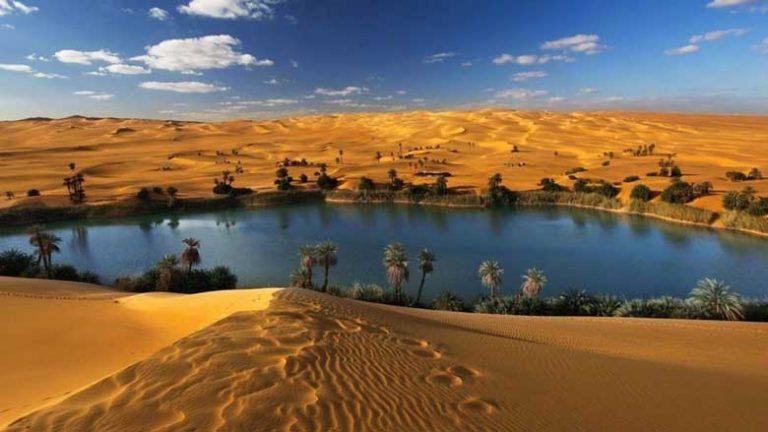 Le Seigneur t'aidera à traverser le désert