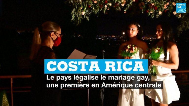 Costa Rica : Mariage homosexuel légalisé, une première pour un pays d'Amérique centrale