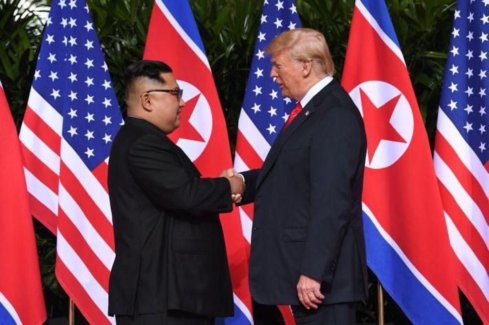 Des milliers de chrétiens ont prié pour la rencontre entre Donald Trump et Kim Jong-un.