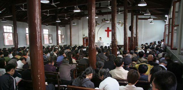 Chine : le gouvernement transforme de force des églises en centres culturels