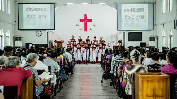 Chine : Xi Jinping veut réécrire la Bible pour l'adapter à la ligne du Parti communiste