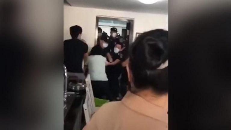 Chine : violences lors de l'arrestation d'un chrétien dans une église