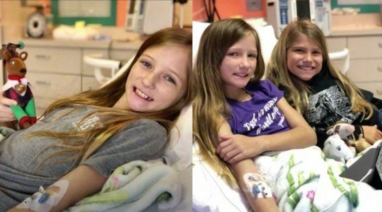 USA : la famille prie, la tumeur inopérable de leur fille disparaît laissant les médecins sans voix…