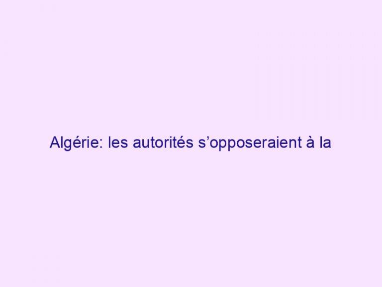 Algérie: les autorités s'opposeraient à la conversion des enfants au christianisme