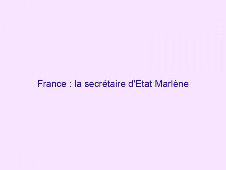 France : la secrétaire d'Etat Marlène Schiappa s'unit au collectif «sorcières de tous les pays, unissez-vous !»