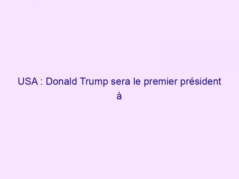 USA : Donald Trump sera le premier président à participer à la marche anti-avortement